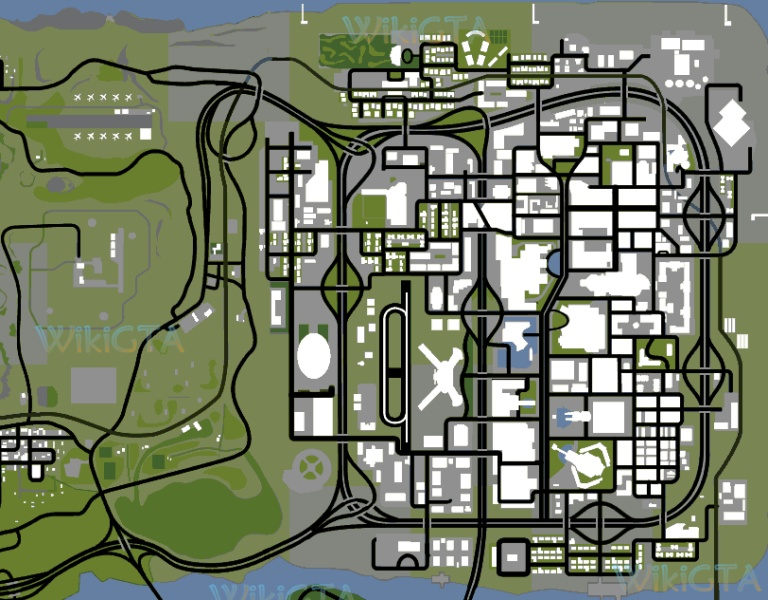 GTA SnapMap - The Four Dragons Casino - Map of Grand Theft